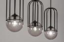 Hanglamp 74047: sale, modern, glas, metaal #3