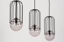 Hanglamp 74047: sale, modern, glas, metaal #7