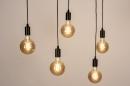 Hanglamp 74061: industrie, look, modern, metaal #4