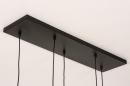 Hanglamp 74061: industrie, look, modern, metaal #9