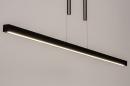 Hanglamp 74068: design, modern, hout, donker hout #2