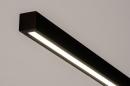 Hanglamp 74068: design, modern, hout, donker hout #9