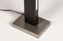Vloerlamp 74069: design, modern, hout, donker hout #8