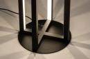 Vloerlamp 74070: design, modern, kunststof, metaal #7