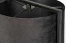 Tischleuchte 74081: laendlich rustikal, modern, zeitgemaess klassisch, Stoff #4