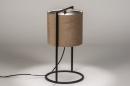 Tafellamp 74082: landelijk, rustiek, modern, eigentijds klassiek #2