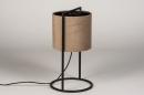 Tafellamp 74082: landelijk, rustiek, modern, eigentijds klassiek #4