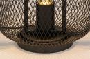 Tafellamp 74086: landelijk, rustiek, modern, metaal #5