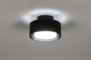 Plafondlamp 74089: design, modern, retro, aluminium #1