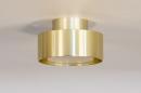 Plafondlamp 74090: design, modern, retro, eigentijds klassiek #1