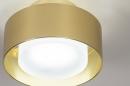 Plafondlamp 74090: design, modern, retro, eigentijds klassiek #4
