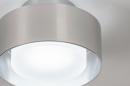 Plafondlamp 74091: design, modern, retro, aluminium #4