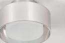 Plafondlamp 74091: design, modern, retro, aluminium #5