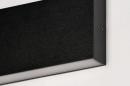 Wandlamp 74095: design, modern, aluminium, metaal #6