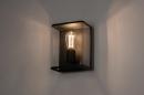Aussenleuchte 74101: laendlich rustikal, modern, zeitgemaess klassisch, Glas #1