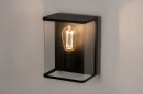 Buitenlamp 74101: landelijk, rustiek, modern, eigentijds klassiek #2