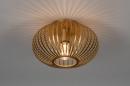 Plafondlamp 74110: modern, retro, eigentijds klassiek, art deco #1
