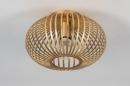 Plafondlamp 74110: modern, retro, eigentijds klassiek, art deco #2