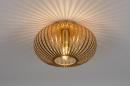Plafondlamp 74110: modern, retro, eigentijds klassiek, art deco #6