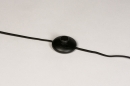 Vloerlamp 74116: design, modern, metaal, zwart #10