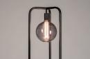 Vloerlamp 74116: design, modern, metaal, zwart #7