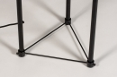 Vloerlamp 74116: design, modern, metaal, zwart #9