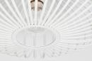 Plafondlamp 74117: modern, retro, metaal, wit #4