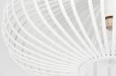 Plafondlamp 74117: modern, retro, metaal, wit #5