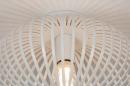 Plafondlamp 74118: modern, retro, metaal, wit #5