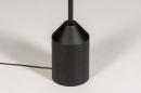 Vloerlamp 74126: landelijk, rustiek, modern, glas #6