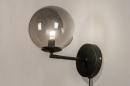 Wandlamp 74129: modern, retro, eigentijds klassiek, glas #10