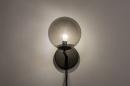 Wandlamp 74129: modern, retro, eigentijds klassiek, glas #2