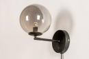 Wandlamp 74129: modern, retro, eigentijds klassiek, glas #7