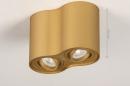 Plafondlamp 74141: landelijk, rustiek, modern, klassiek #8