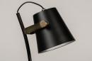 Tafellamp 74150: landelijk, rustiek, modern, eigentijds klassiek #5