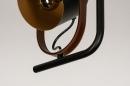 Plafondlamp 74153: industrie, look, modern, eigentijds klassiek #10