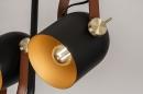 Plafondlamp 74153: industrie, look, modern, eigentijds klassiek #7
