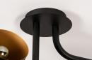 Plafondlamp 74154: industrie, look, modern, eigentijds klassiek #10
