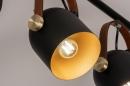 Plafondlamp 74154: industrie, look, modern, eigentijds klassiek #6