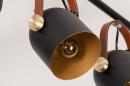 Plafondlamp 74154: industrie, look, modern, eigentijds klassiek #7