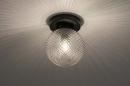 Plafondlamp 74156: landelijk, rustiek, modern, retro #2