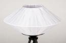 Tafellamp 74158: landelijk, rustiek, modern, eigentijds klassiek #5