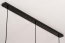 Hanglamp 74163: landelijk, rustiek, eigentijds klassiek, metaal #15