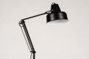 Vloerlamp 74169: retro, eigentijds klassiek, art deco, metaal #6