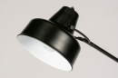 Vloerlamp 74169: modern, retro, eigentijds klassiek, metaal #7