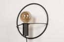 Wandlamp 74170: design, landelijk, rustiek, modern #5