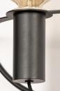Wandleuchte 74170: Design, laendlich rustikal, modern, Messing #6