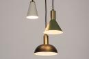 Hanglamp 74172: design, modern, retro, eigentijds klassiek #1