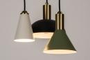 Hanglamp 74172: design, modern, retro, eigentijds klassiek #4
