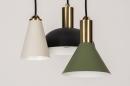 Hanglamp 74172: design, modern, retro, eigentijds klassiek #9